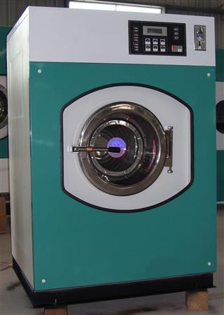 New Model coin operated washing machine