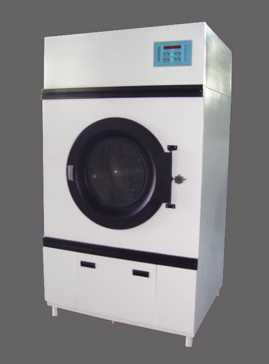 gas dryer machine